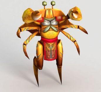 洪荒游戏巨蟹守卫