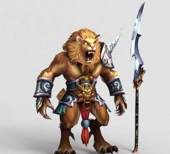 洪荒游戏狮驼王