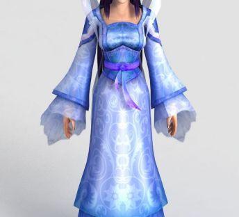 洪荒游戏龙宫公主