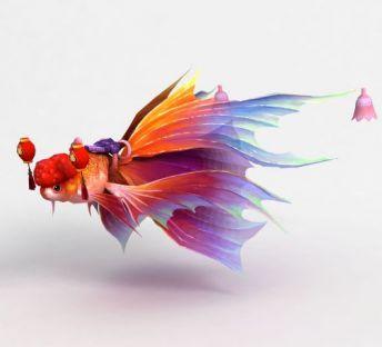 游戏飞骑金鱼