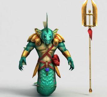 游戏龙宫守卫