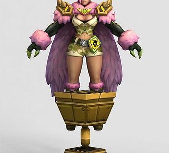 王者荣耀女游戏人物角色