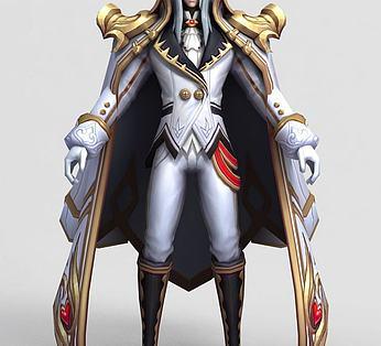 王者荣耀男游戏人物角色