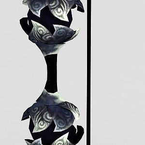 龙之谷游戏武器模型