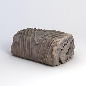 游戏面包模型