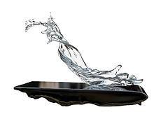 流体工艺品模型3d模型