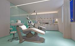 医疗设备牙科椅模型3d模型