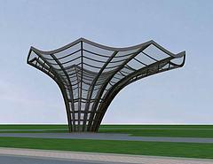 城市小品模型3d模型
