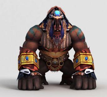 游戏角色大猩猩1