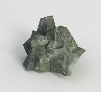 游戏道具石头