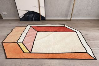 地毯3d模型