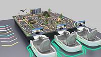 VR极速赛车3d模型