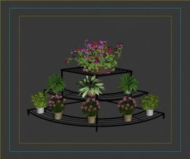 植物工业风模型