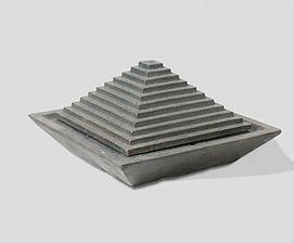 水泥制品模型