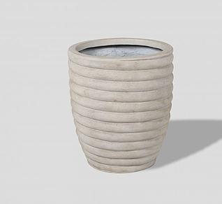 水泥制品3d模型