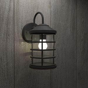 古典壁灯模型