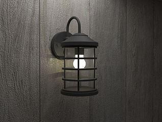 3d古典壁灯模型