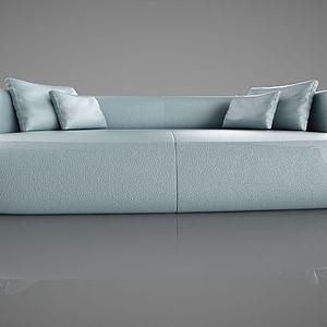 北欧沙发模型
