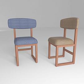 简约椅子模型