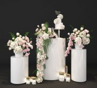 婚庆婚礼花艺展厅展?#20037;?#38472;3d模型