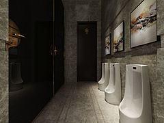 样板间卫生间模型3d模型