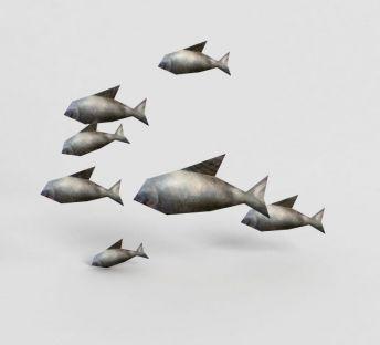 游戏角色鱼