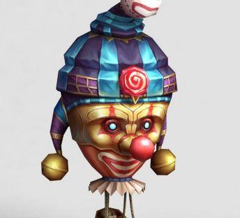 游戏人物角色小丑