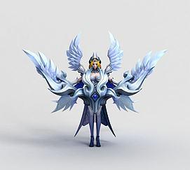 王者荣耀hero 2012模型