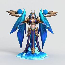 王者榮耀游戲模型