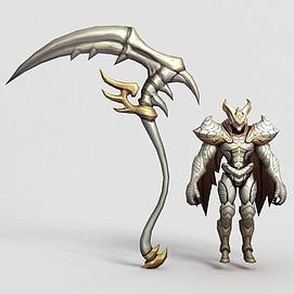 王者榮耀hero 2013模型
