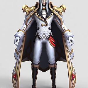 王者荣耀2013游戏人物模型