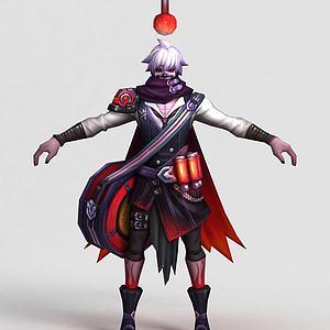 王者荣耀hero 2013模型