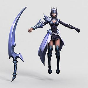 王者荣耀2013游戏模型