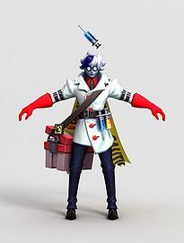 王者荣耀hero游戏模型