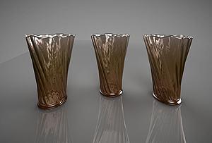 3d新中式擺件<font class='myIsRed'>花瓶</font>模型