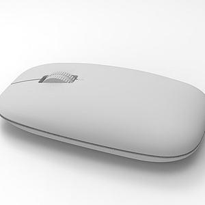鼠标无线鼠标滑轮模型