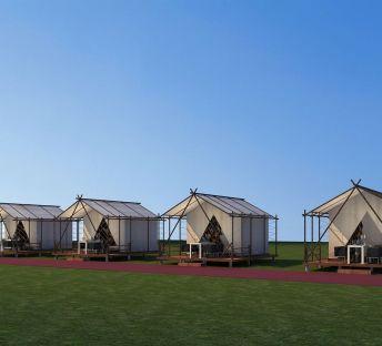 帐篷式酒店