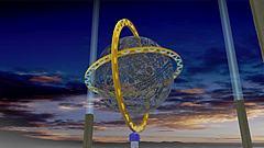 鏤空球模型3d模型
