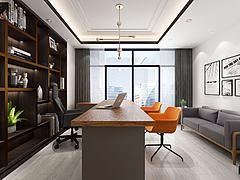 现代简约办公室模型3d模型