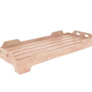 幼儿木制床模型
