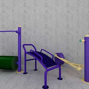 体育器材模型