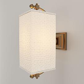 新中式风格壁灯模型