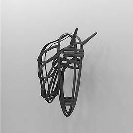 绳结壁挂模型