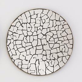 圆形壁挂模型