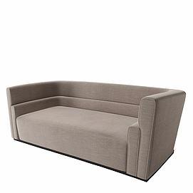 简约沙发模型