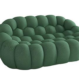 创意懒人沙发模型