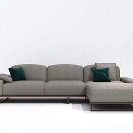 ?#23478;?#32452;合沙发模型