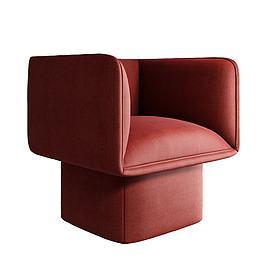 创意沙发椅模型