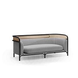 简约时尚沙发模型