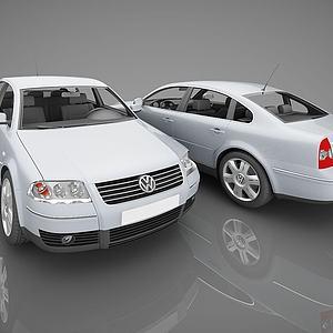大众品牌汽车模型